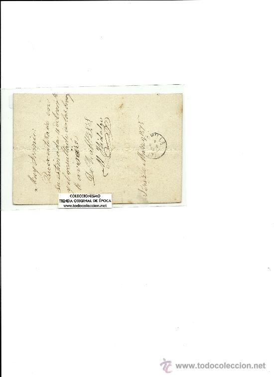 Sellos: (PS-20339)ENTERO POSTAL REPUBLICA ESPAÑOLA CIRCULA EN EL AÑO 1875 - Foto 2 - 22927341