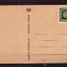 Sellos: NACIONES UNIDAS ENTERO POSTAL - . Lote 32869159