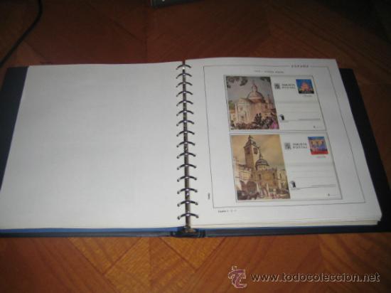 Sellos: Colección de enteros postales y aerogramas. - Foto 2 - 33962296