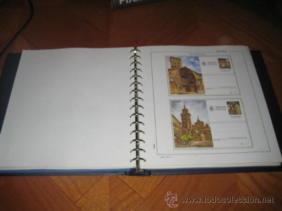 Sellos: Colección de enteros postales y aerogramas. - Foto 3 - 33962296