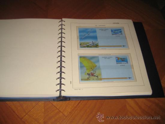 Sellos: Colección de enteros postales y aerogramas. - Foto 5 - 33962296