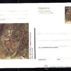 Sellos: ESLOVENIA *** - AÑO 1999 - FAUNA - LIEBRE. Lote 36932000