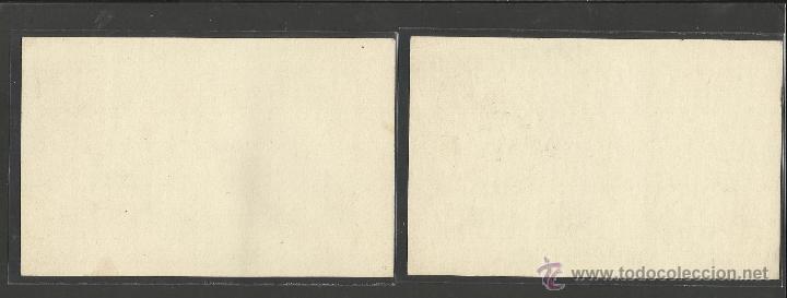 Sellos: ENTERO POSTAL - COLECCION 2 POSTALES - CIF 1960 - VER FOTOS - (17792) - Foto 4 - 39807585