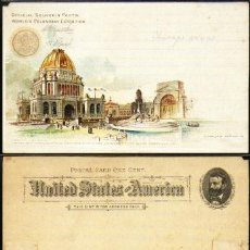 Sellos: USA 1893 WORLD COLUMBIAN EXPO . Lote 40967098