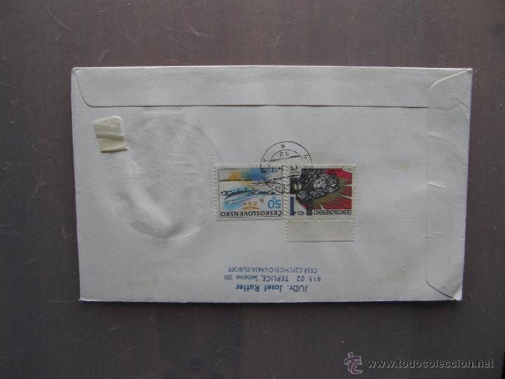 Sellos: Checoslovaquia. Lote de más de 200 sobres primer día, entero postales, tarjetas postales, etc. - Foto 2 - 52953992