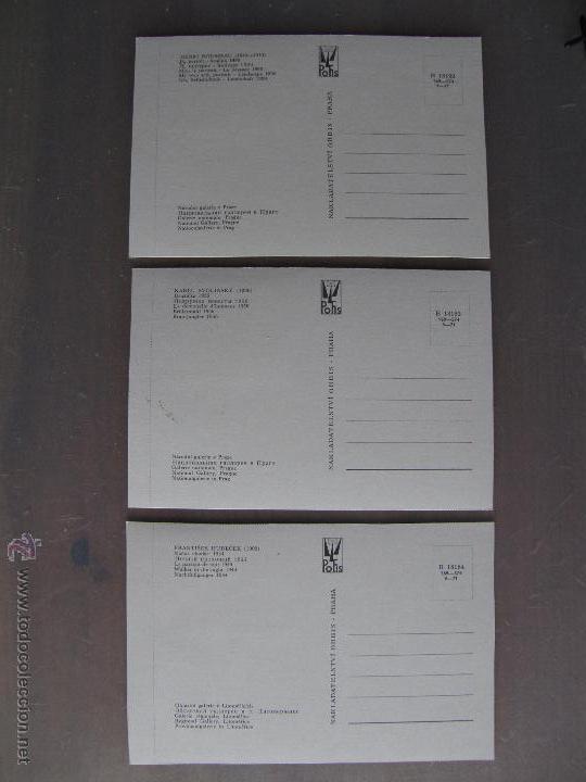 Sellos: Checoslovaquia. Lote de más de 200 sobres primer día, entero postales, tarjetas postales, etc. - Foto 14 - 52953992