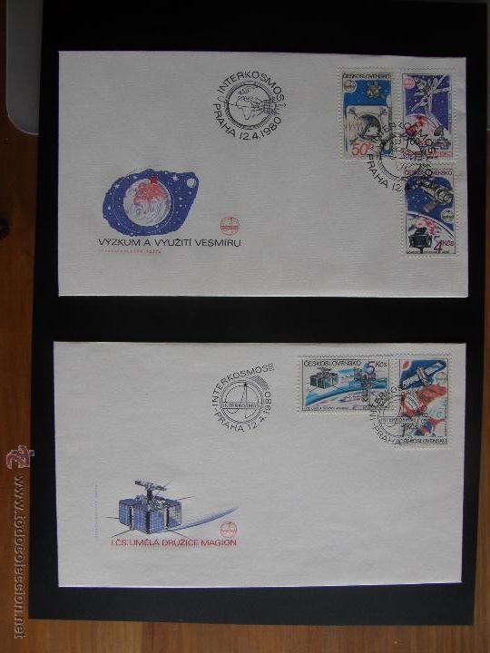 Sellos: Checoslovaquia. Lote de más de 200 sobres primer día, entero postales, tarjetas postales, etc. - Foto 113 - 52953992