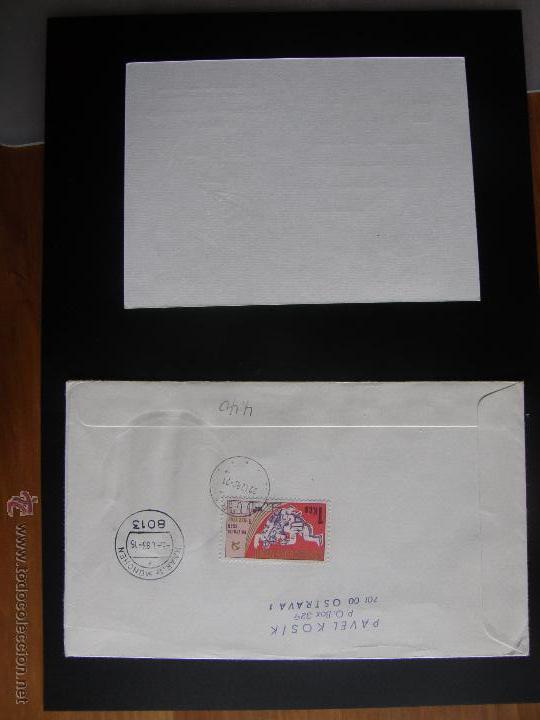 Sellos: Checoslovaquia. Lote de más de 200 sobres primer día, entero postales, tarjetas postales, etc. - Foto 119 - 52953992