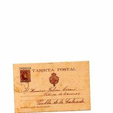 Sellos: CIRCULADA 1903 -ALFONSO XIII-. Lote 54658461