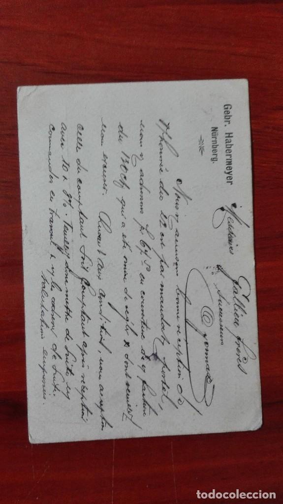 Sellos: Alemania Enteropostal 1910 Nuremberg - Foto 2 - 89420748