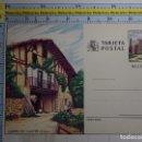 Sellos: ENTERO POSTAL. TARJETA POSTAL. ÁLAVA, CASERÍO DEL VALLE DE AYALA. 14. Lote 152781949