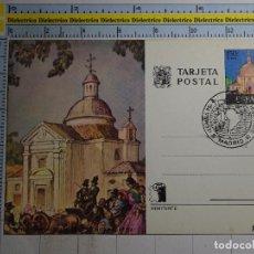 Selos: ENTERO POSTAL. TARJETA POSTAL. MADRID, ROMERÍA ERMITA SAN ANTONIO DE LA FLORIDA. MATASELLOS. 40. Lote 94189725