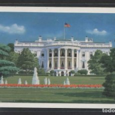 Sellos: *WASHINGTON: THE WHITE HOUSE* USPS 1989. FACIAL 0,15 $. NUEVA.. Lote 107998223