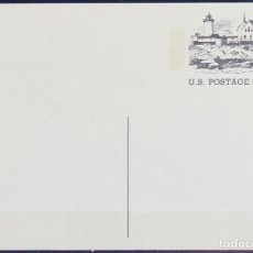 Sellos: ESTADOS UNIDOS USA 1972 ~ GLOUCESTER ~ ENTERO POSTAL SIN CIRCULAR BUENO. Lote 129426811