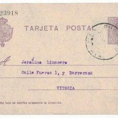 Sellos: DURANGO A VITORIA. FECHADOR DURANGO 30.4.21. BIZKAIA DURANGO. Lote 142443830