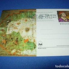 Sellos: ESPAÑA 1980 ENTERO POSTAL EDIFIL Nº 122 JUAN DE LA COSA NUEVO. Lote 146402034