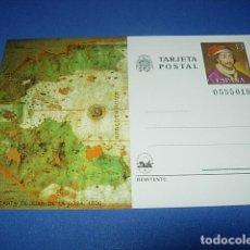 Sellos: ESPAÑA 1980 ENTERO POSTAL EDIFIL Nº 122 JUAN DE LA COSA NUEVO . Lote 146455918