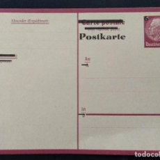 Sellos: ENTERO POSTAL ALEMANIA IMPERIO. Lote 147299506
