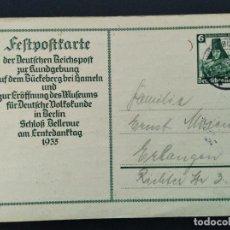 Sellos: ENTERO POSTAL ALEMANIA TERCER REICH 1935. Lote 147301606