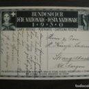 Sellos: SUIZA-FIESTA NACIONAL 1930-ENTERO POSTAL-VER FOTOS-(58.428). Lote 159129294