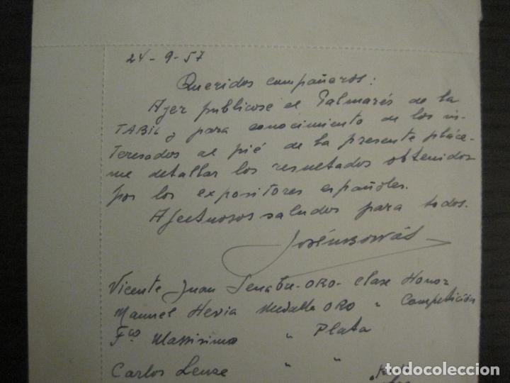 Sellos: TEL AVIV-EXPOSICION INTERNACIONAL DE SELLOS-AÑO 1957-VER FOTOS-(V-16.395) - Foto 5 - 160291834