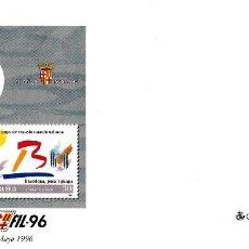 Sellos: BARCELONA -92 SOBRE ENTERO POSTAL BARNAFIL -96. Lote 167596572