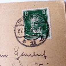 Sellos: CTC - AÑO 1928 - ANTIGUA POSTAL BERLIN - CIRCULADA CON SELLO Y MATASELLO BERLIN 1928. Lote 173586808