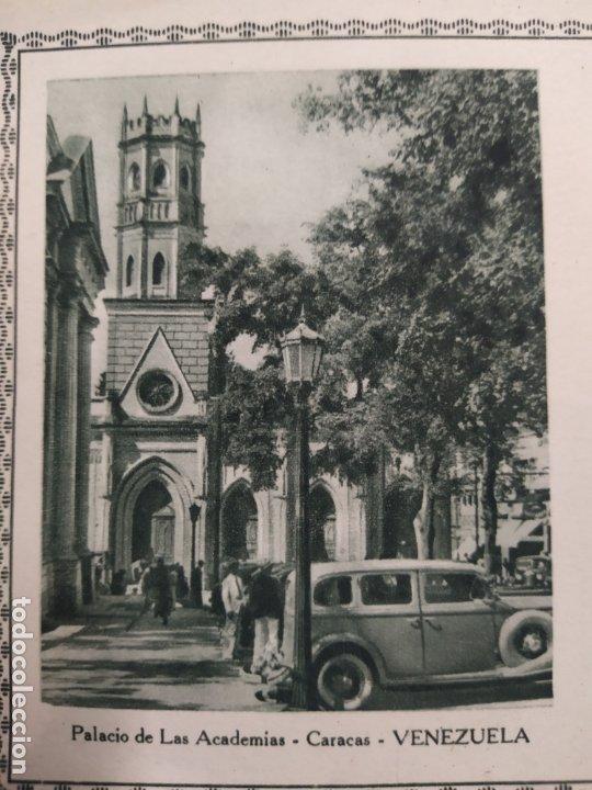 Sellos: VENEZUELA-CARACAS-PALACIO DE LAS ACADEMIAS-ENTERO POSTAL-VER REVERSO-(61.512) - Foto 2 - 174101773