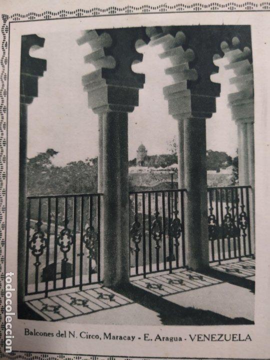 Sellos: VENEZUELA-BALCONES DEL N.CIRCO-ENTERO POSTAL-VER REVERSO-(61.513) - Foto 2 - 174101792