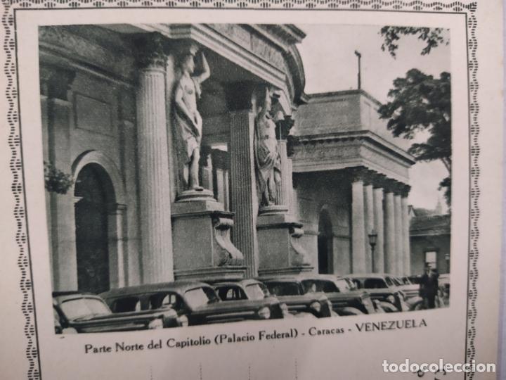 Sellos: VENEZUELA-CARACAS-PALACIO FEDERAL-ENTERO POSTAL-VER REVERSO-(61.514) - Foto 2 - 174101812