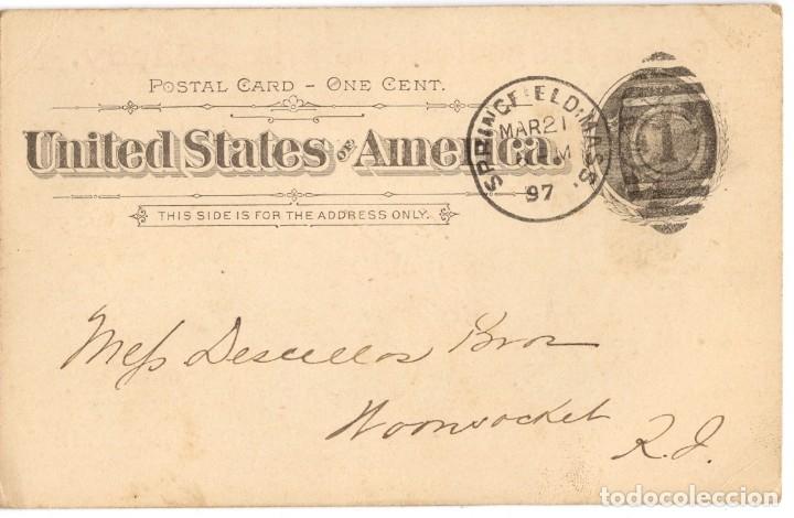 INCREÍBLE COLECCIÓN DE 19 ENTEROS POSTALES DIVERSOS PAÍSES, DESDE 1877 (Sellos - Extranjero - Entero postales)