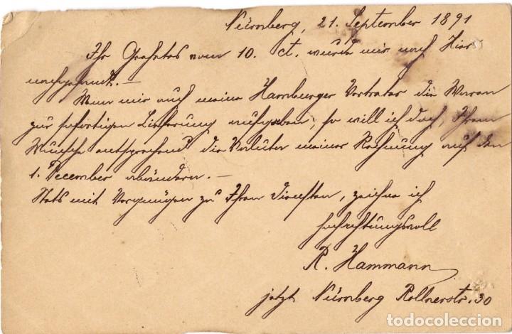 Sellos: INCREÍBLE COLECCIÓN DE 19 ENTEROS POSTALES DIVERSOS PAÍSES, DESDE 1877 - Foto 10 - 178640256