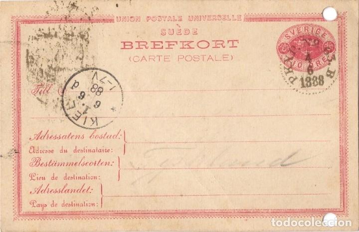Sellos: INCREÍBLE COLECCIÓN DE 19 ENTEROS POSTALES DIVERSOS PAÍSES, DESDE 1877 - Foto 13 - 178640256