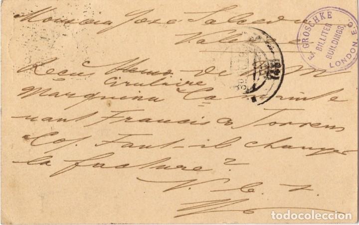 Sellos: INCREÍBLE COLECCIÓN DE 19 ENTEROS POSTALES DIVERSOS PAÍSES, DESDE 1877 - Foto 16 - 178640256