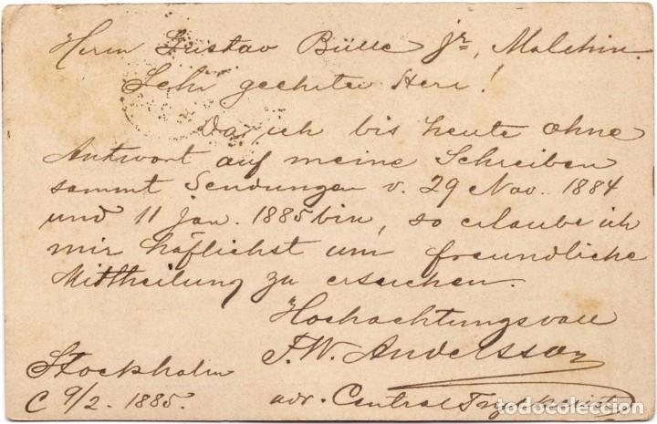Sellos: INCREÍBLE COLECCIÓN DE 19 ENTEROS POSTALES DIVERSOS PAÍSES, DESDE 1877 - Foto 18 - 178640256