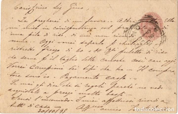 Sellos: INCREÍBLE COLECCIÓN DE 19 ENTEROS POSTALES DIVERSOS PAÍSES, DESDE 1877 - Foto 34 - 178640256