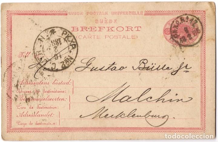 Sellos: INCREÍBLE COLECCIÓN DE 19 ENTEROS POSTALES DIVERSOS PAÍSES, DESDE 1877 - Foto 35 - 178640256