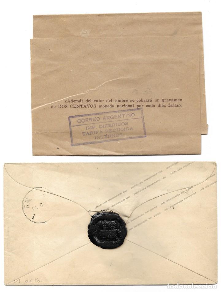 Sellos: INCREÍBLE ÁLBUM CON 135 ENTEROS POSTALES CIRCULADOS DE PAÍSES EUROPEOS DE 1877 HASTA PRINC. SIGLO XX - Foto 77 - 190057928