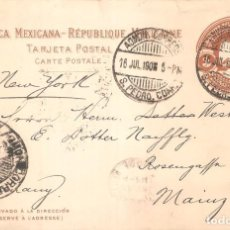 Sellos: REPUBLICA MEXICANA ENTERO POSTAL. Lote 223025017