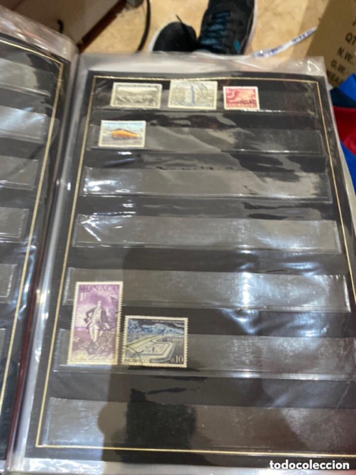 Sellos: Álbum de sellos antiguos. Ver todas las fotos - Foto 11 - 224167633