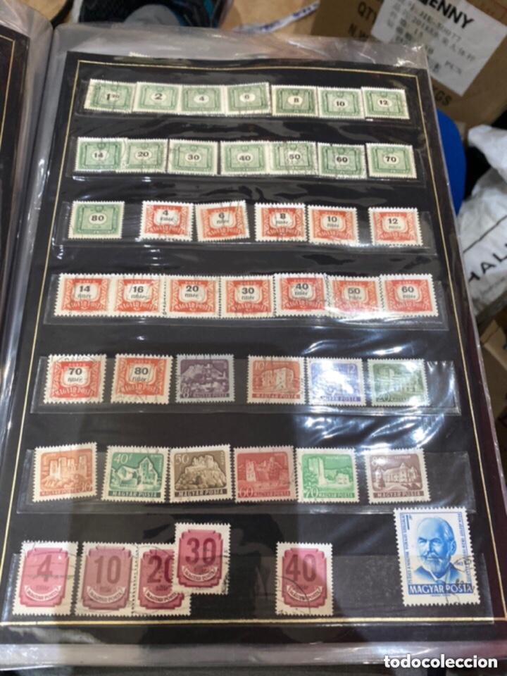 Sellos: Álbum de sellos antiguos. Ver todas las fotos - Foto 15 - 224167633