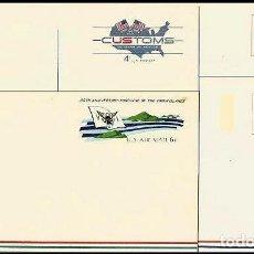 Sellos: USA 4 ENTERO POSTALES 1964-1971. Lote 235983665