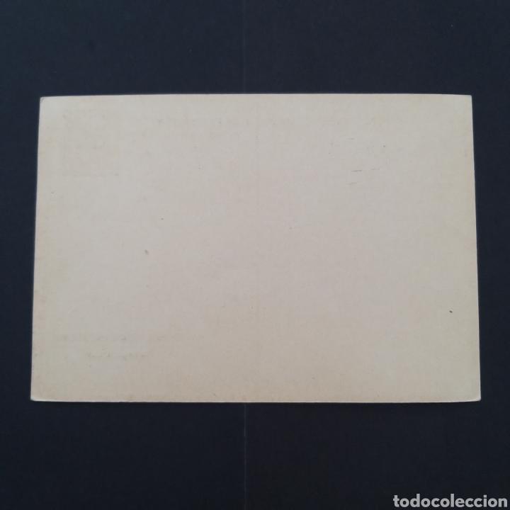 Sellos: Tarjeta antigua entero postal Alemania modificada EP012 - Foto 2 - 253179130