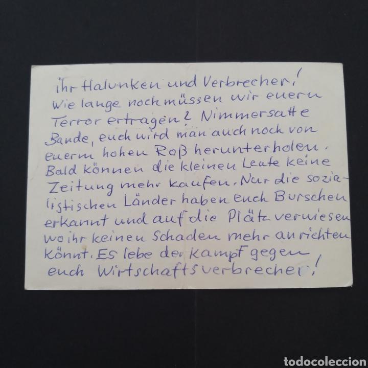 Sellos: Tarjeta antigua entero postal Alemania EP015 - Foto 2 - 253323375