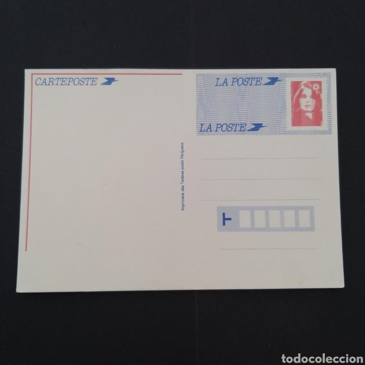 TARJETA ENTERO POSTAL FRANCIA EP020 (Sellos - Extranjero - Entero postales)