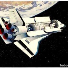 Sellos: SPACE SHUTTLE/SPACELAB - LURABA 1981 LUZERN - 147X105 MM. - INÉDITA EN TODOCOLECCIÓN. Lote 262984405