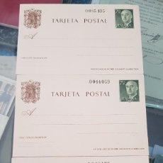 Sellos: ENTEROS POSTALES SELLO FRANCO 70 CENTIMOS TARJETA POSTAL FRANQUISMO. Lote 265478014