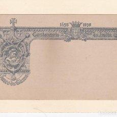 Sellos: CENTENARIO DA INDIA 1498-1898. VASCO DA GAMA - UNION POSTALE UNIVERSELLE. PORTUGAL - 20 REIS. Lote 266331103
