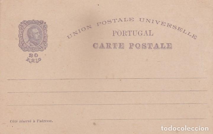 Sellos: CENTENARIO DA INDIA 1498-1898. VASCO DA GAMA - UNION POSTALE UNIVERSELLE. PORTUGAL - 20 REIS - Foto 2 - 266331103