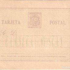 Timbres: TARJETA POSTAL-ENTERO POSTAL PRIVADO. EMITIDO POR EL DOCTOR THEBUSSEM.. Lote 275143798